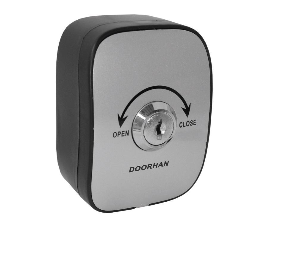 Выключатель SWK кнопка-ключ для рольставен (DOORHAN)